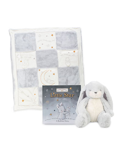 Little Star Quilt Heirloom Gift Bundle