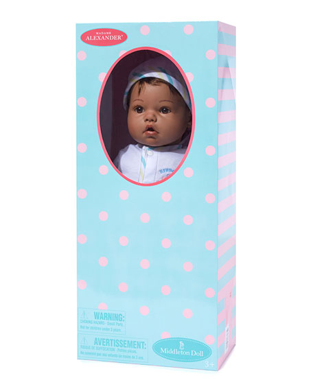 Madame Alexander Dolls Baby Face Doll, 19""