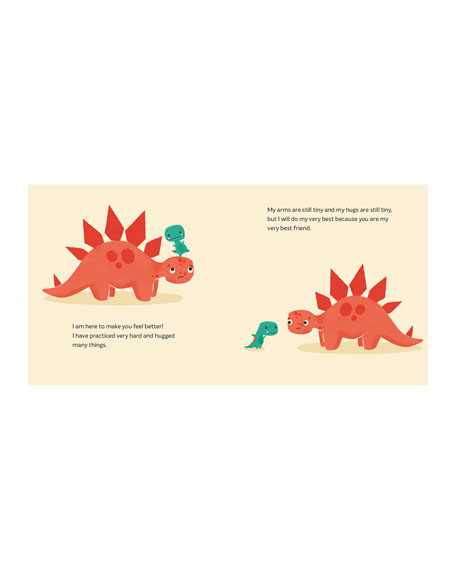 """Chronicle Books """"Tiny T. Rex and the Impossible Hug"""" Children's Book"""