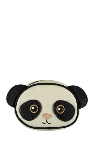 Molo Girl's Panda Crossbody Bag