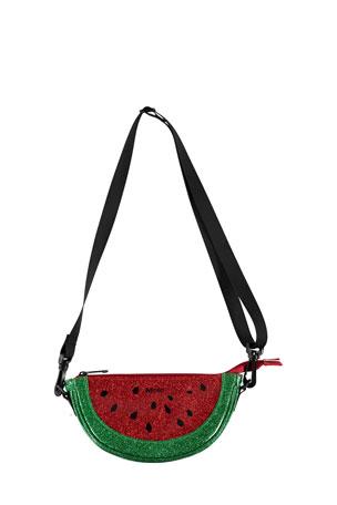 Molo Girl's Nelon Watermelon Crossbody Bag