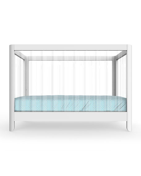 Image 2 of 5: Spot On Square Reverie Crib