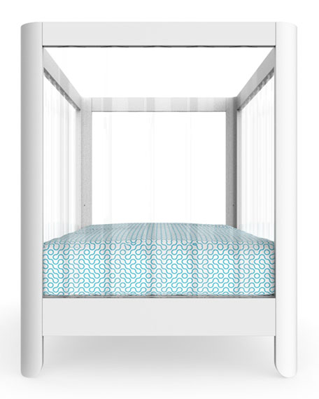 Image 4 of 5: Spot On Square Reverie Crib