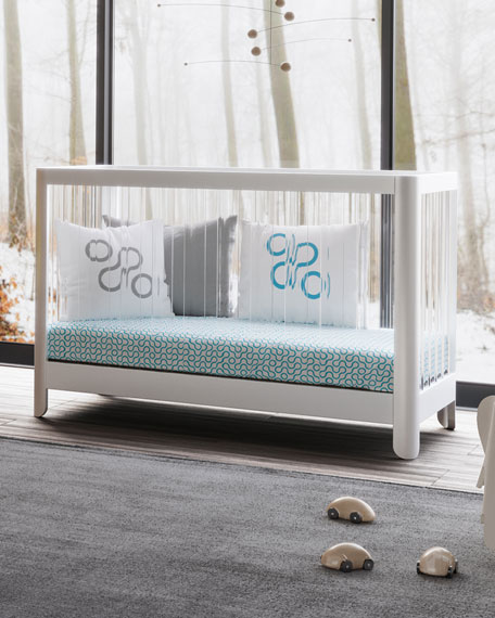 Image 1 of 5: Spot On Square Reverie Crib