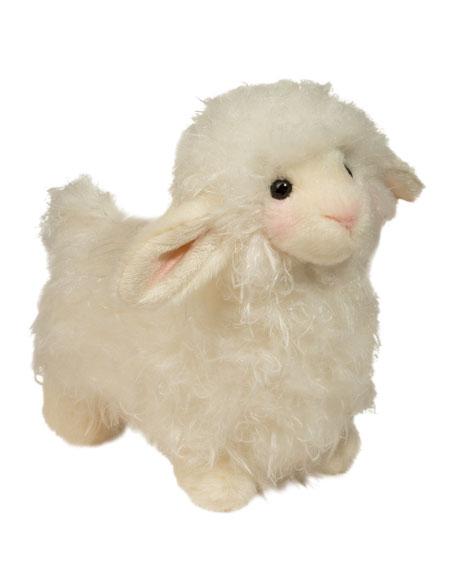 Douglas Lil Toula Small Plush Lamb