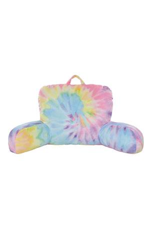 Iscream Tie-Dye Lounge Pillow