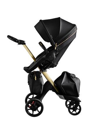 Stokke Xplory Gold Limited Edition Stroller