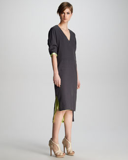 J Brand Ready to Wear Charlize Reversible Dress