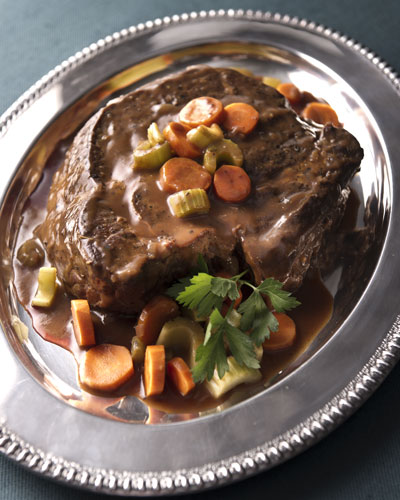 Braised Pot Roast