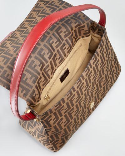 Fendi Zucca Borsa Mamma Shoulder Bag 99