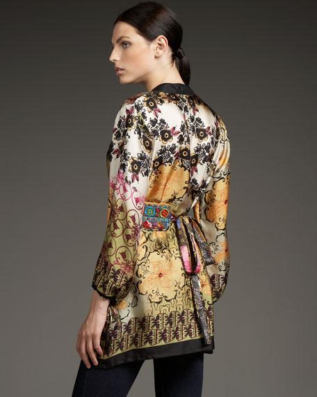 Mandarin Collar Tunic, Women's