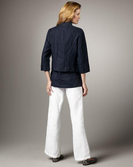Three-Quarter-Sleeve Jacket, Petite
