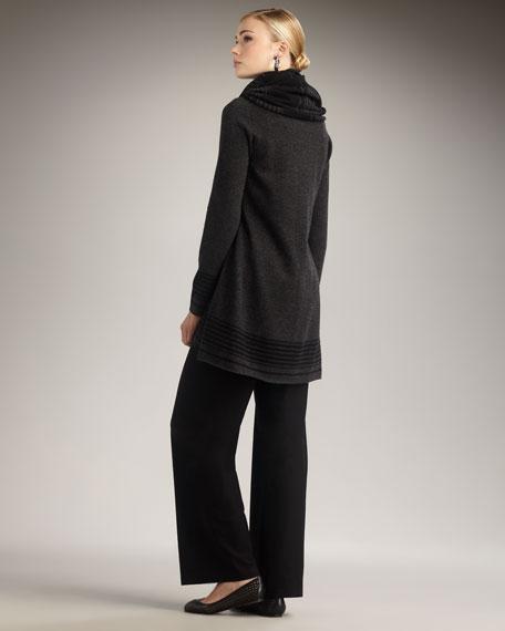 Silk-Jersey Tunic, Women's