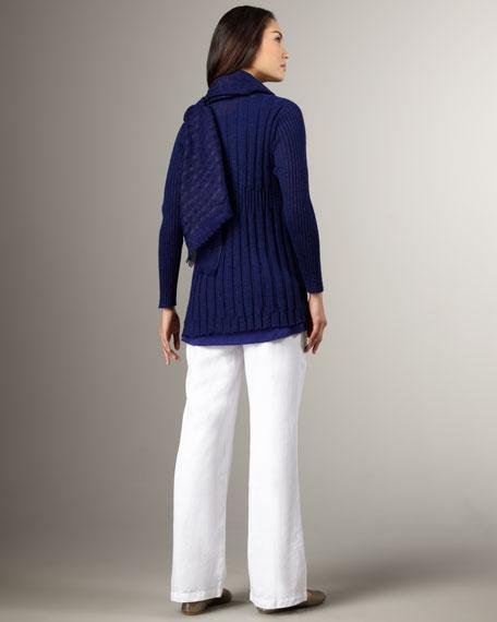 Silk Jersey Tunic, Petite