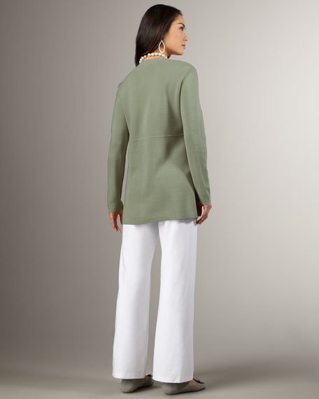 Modern Wide-Leg Pants, Women's