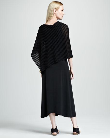 Silk-Jersey Dress, Women's