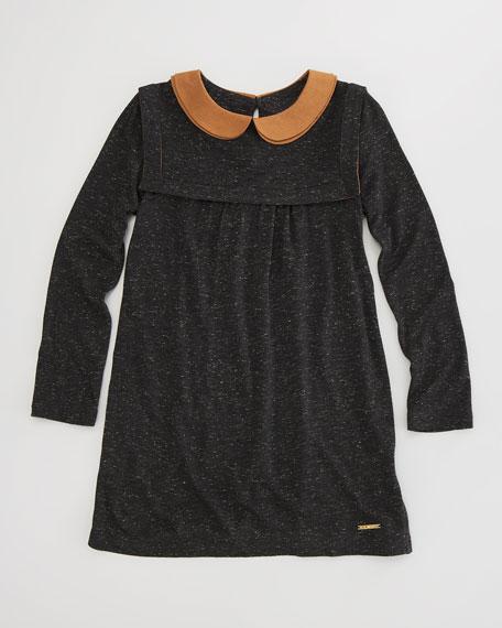 Heather Jersey Dress, Sizes 2-5