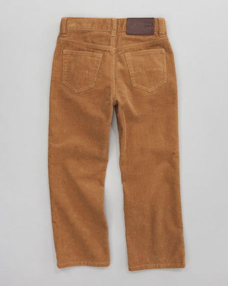 Corduroy Pants, Sizes 2-7