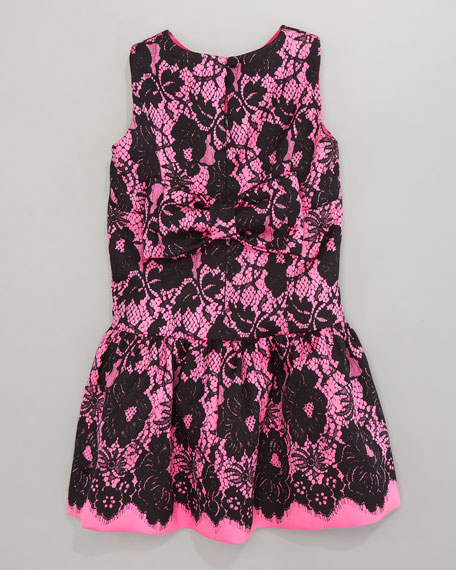 To the Nines Scalloped Dress, Sizes 2-6