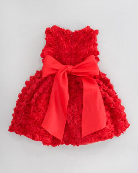 Cupcake Rosette Dress, Sizes 4-6X