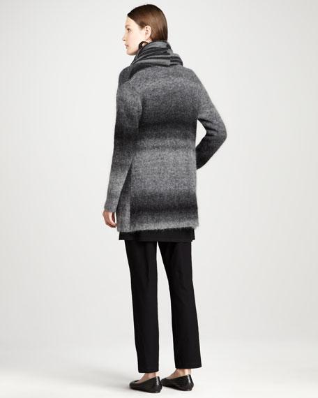 Long-Sleeve Wool Tunic, Women's