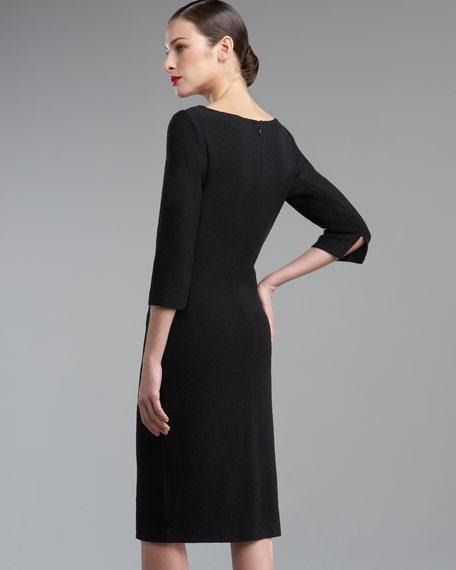 Brooch Dress