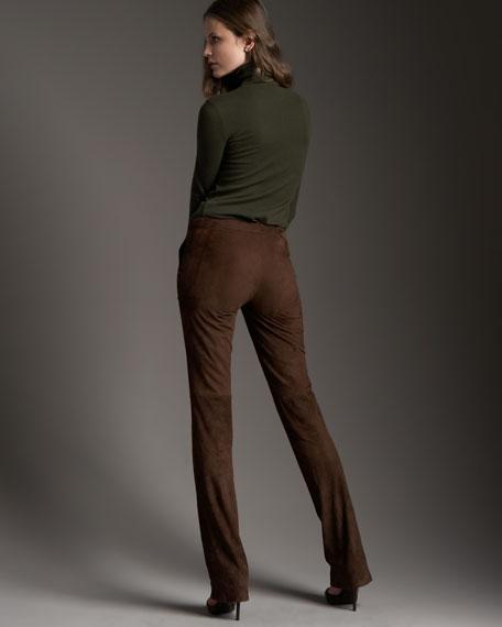 Jodie Suede Pants