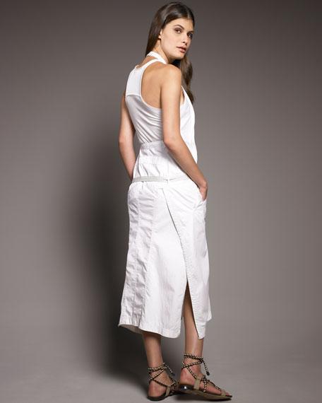 Cotton Apron Dress