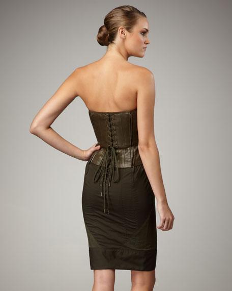 French Plonge Dress