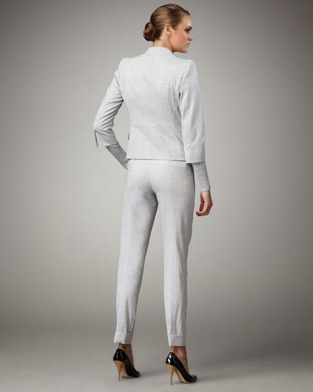 Tropical Wool Pants