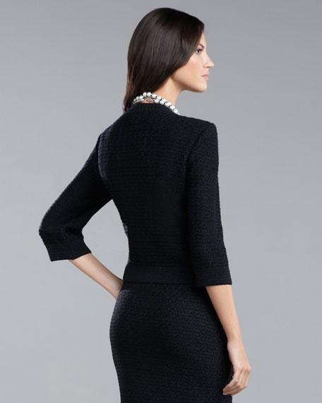 Sparkle Knit Jacket