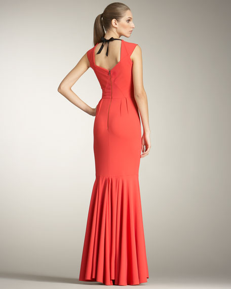 Frances Fishtail Gown