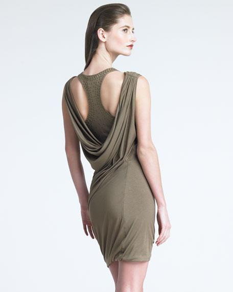 Studded Racerback Dress