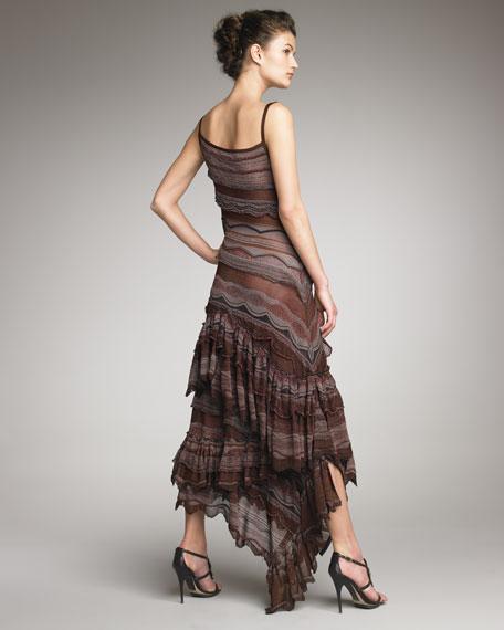 Elizabeth Tiered Lace Dress