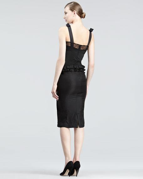 Radzimir Textured Dress