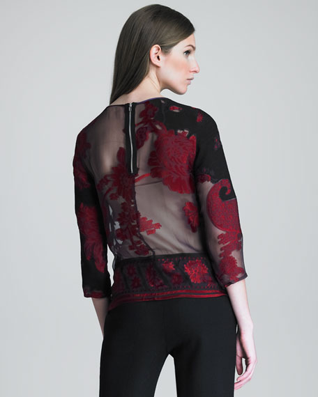 Fil Coupe Blouse