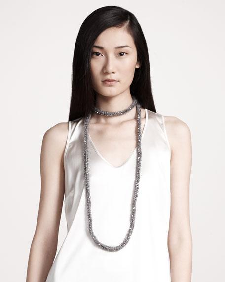 Single-Strand Necklace