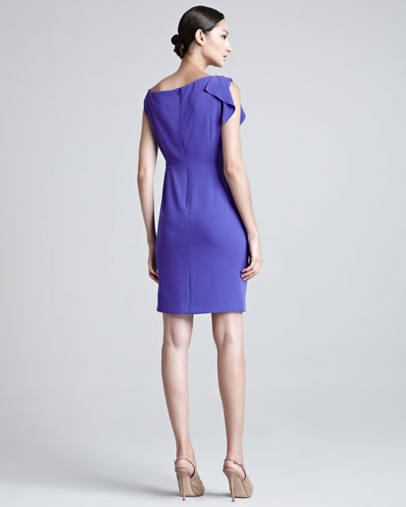 Dorika Off-the-Shoulder Dress