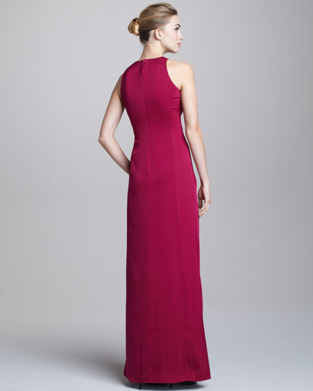 Sleeveless Gown