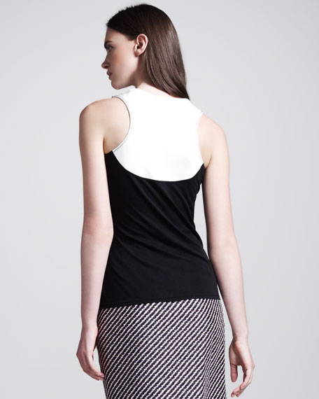 Knit Racerback Top