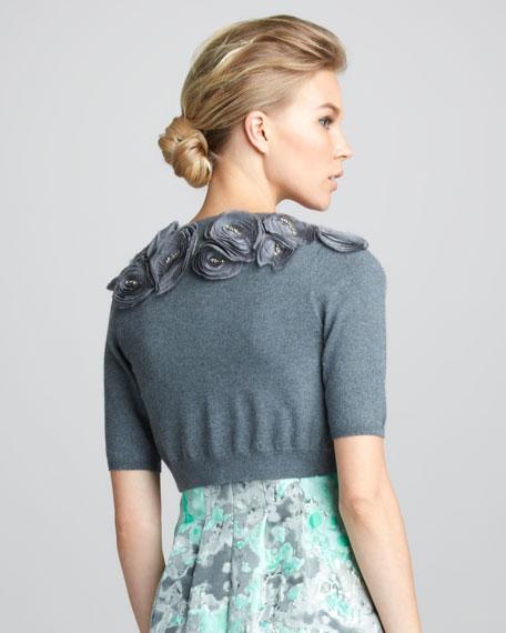 Rosette-Shoulder Shrug
