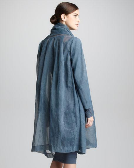 Organza Clutch Coat