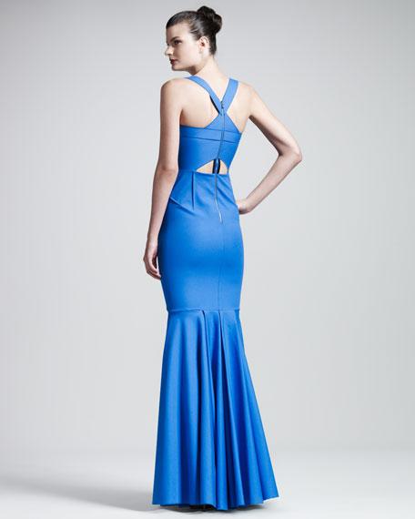 Lunenburg Stretch-Cotton Gown