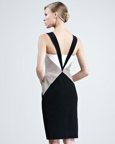 Contour Inset Dress