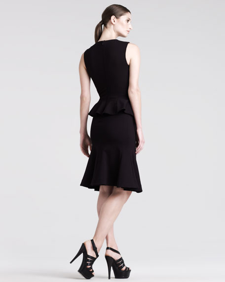 Kudu Sleeveless Wrap Dress
