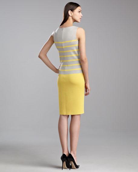 Milano Striped Dress
