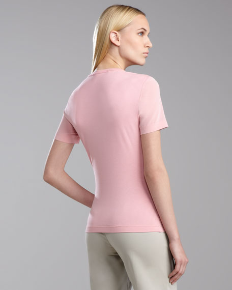 Panel-Shoulder Shirt