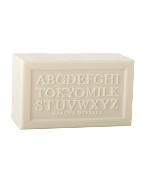 Woman with Music Soap