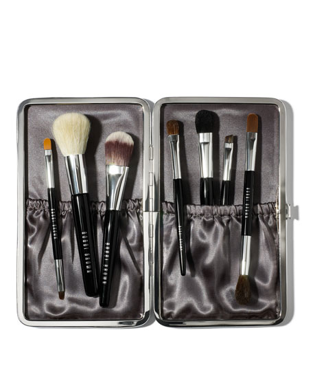 Party Collection Deluxe Travel Brush Set