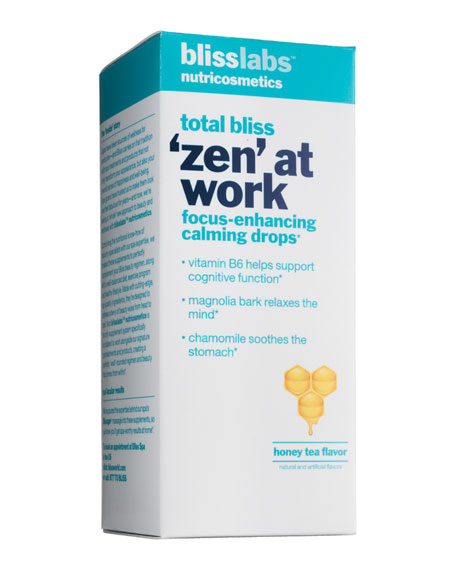 total bliss zen at work focus-enhancing calming drops